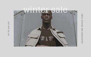 Winter Sale P/COC