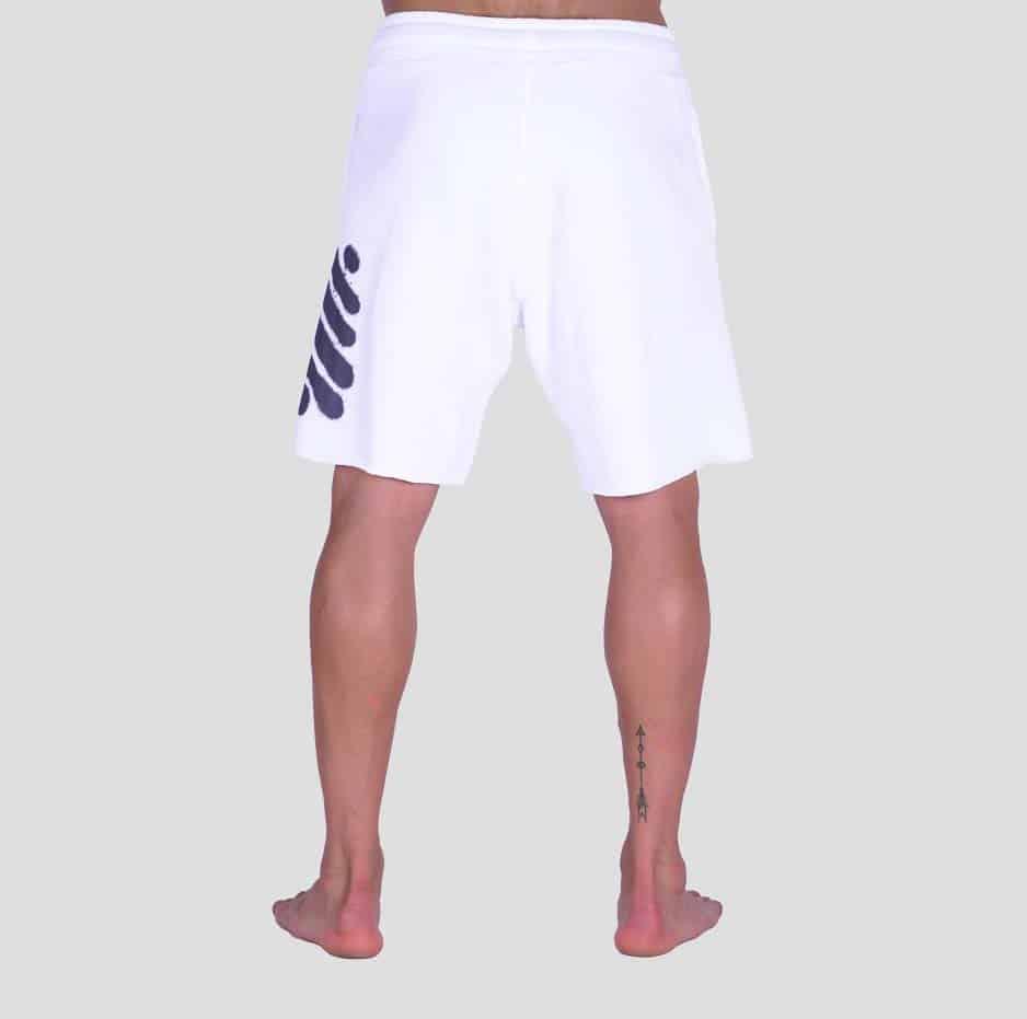 Printed bermouda shorts