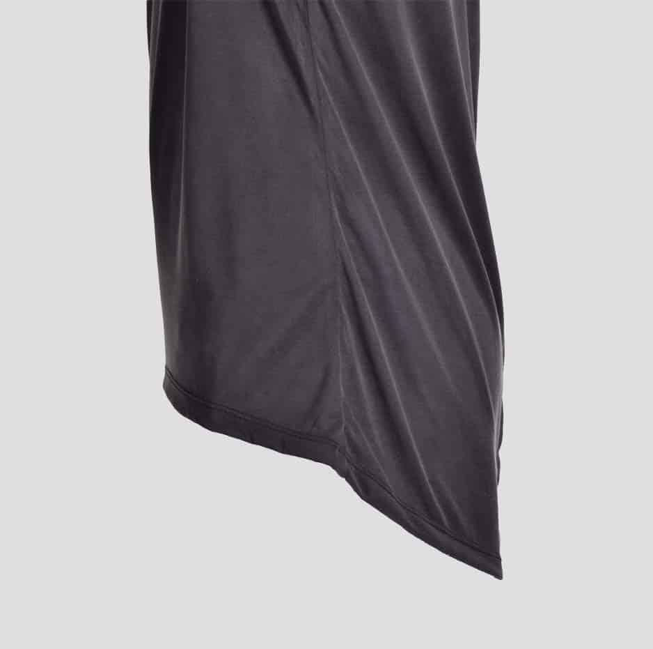 Double fabric t-shirt