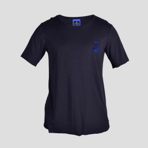 Black T-Shirt with P/COC embroidery in front and backline