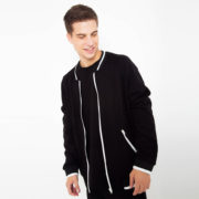Black bomber jacket_thumbnail