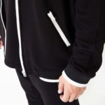 Black bomber jacket_zoom2
