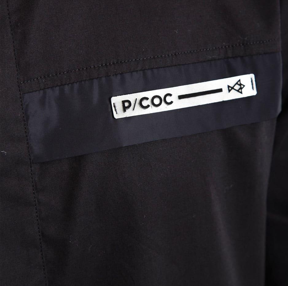 Black mao shirt_detail