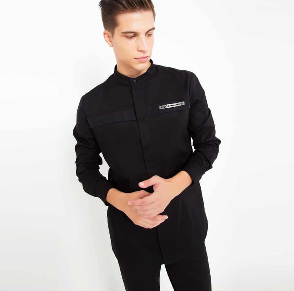 Black mao shirt_thumbnail