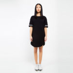Black dress with details on sleeves_thumbnail