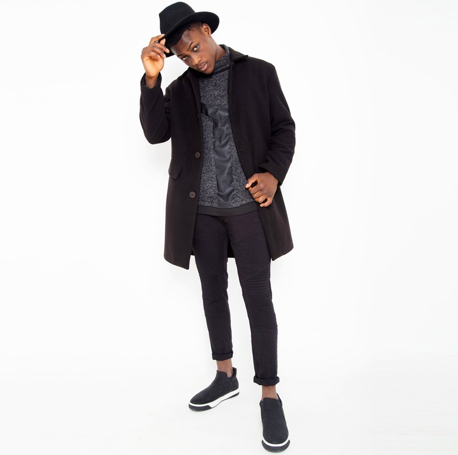 Black overcoat_total