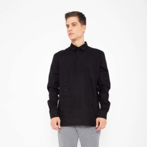Black shirt with buttons_thumbnail