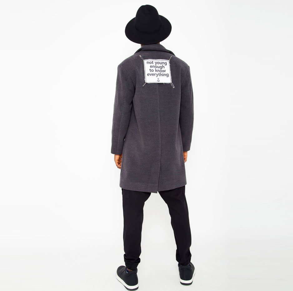 Grey overcoat_back