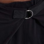 Sporty trousers with belt_zoom