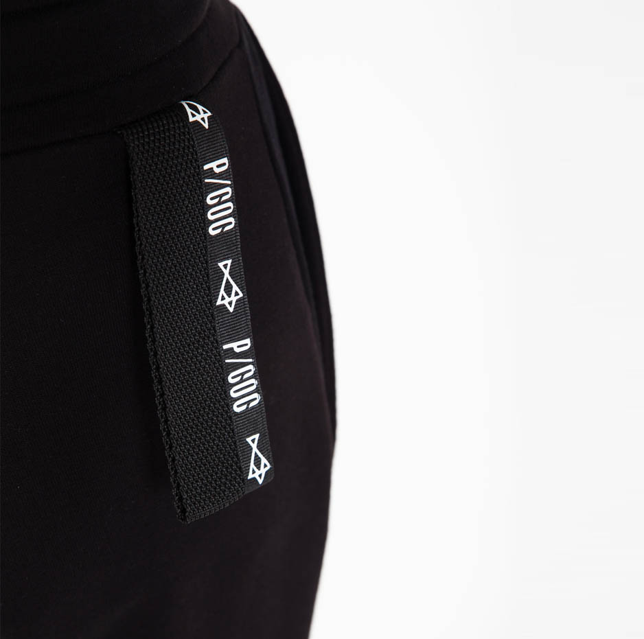 Sporty trousers with double fabric_zoom