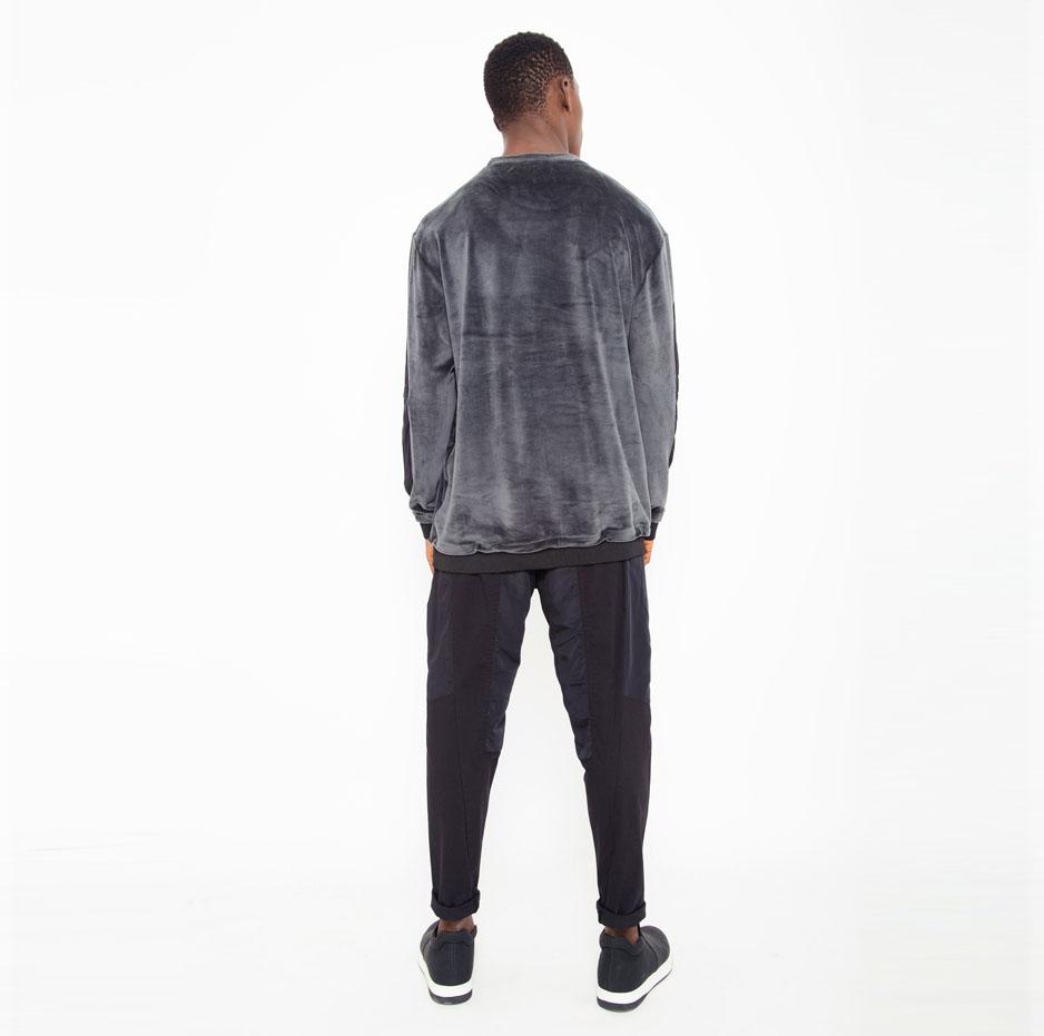 Velvet hoodie_back