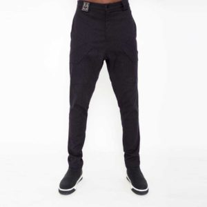 Black zakar trousers_front2