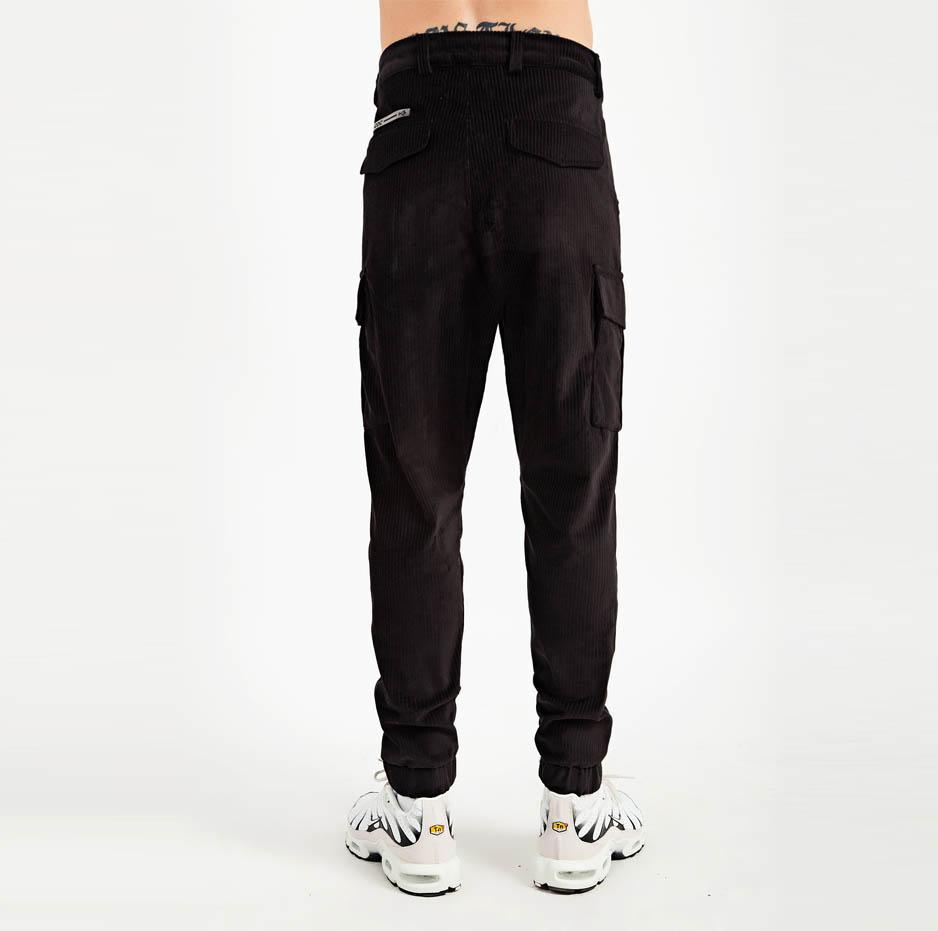 Corduroy pants_back