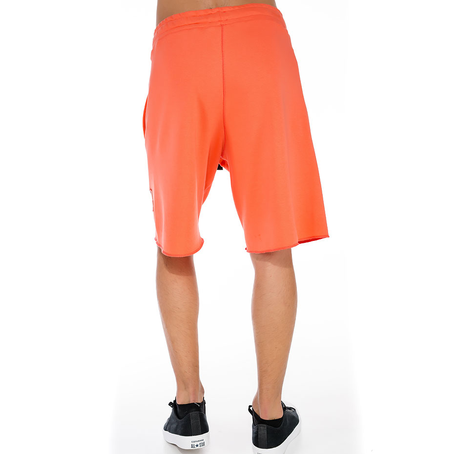 Sporty shorts with P/COC logo on the side