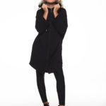 ONE SIZE ASYMMETRIC WOMEN'S JACKET