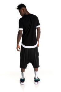 P/COC t-shirt με διπλό ύφασμα