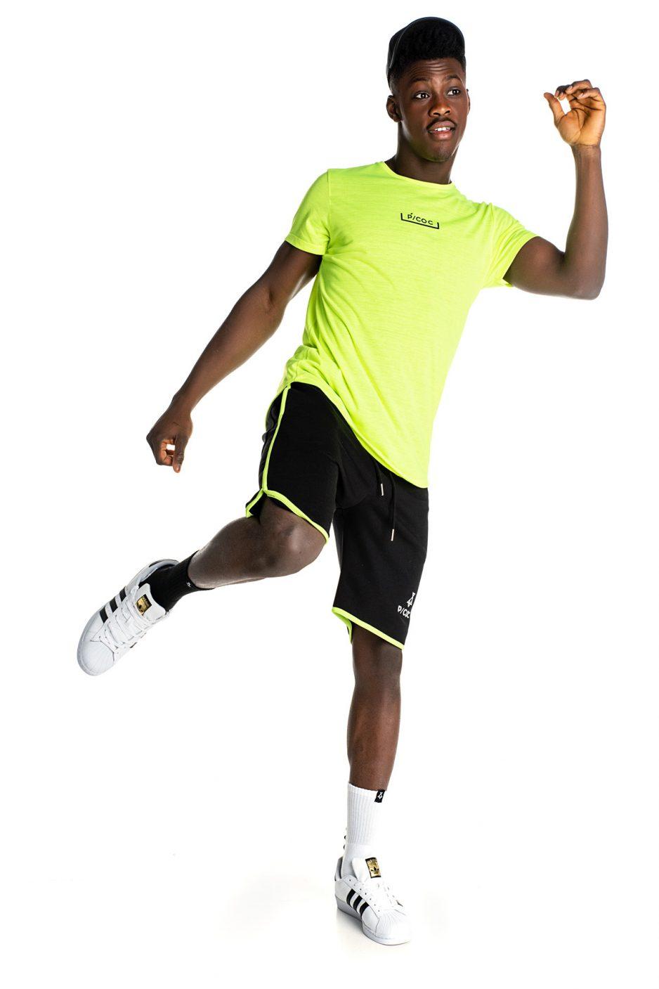 Green neon P/COC t-shirt