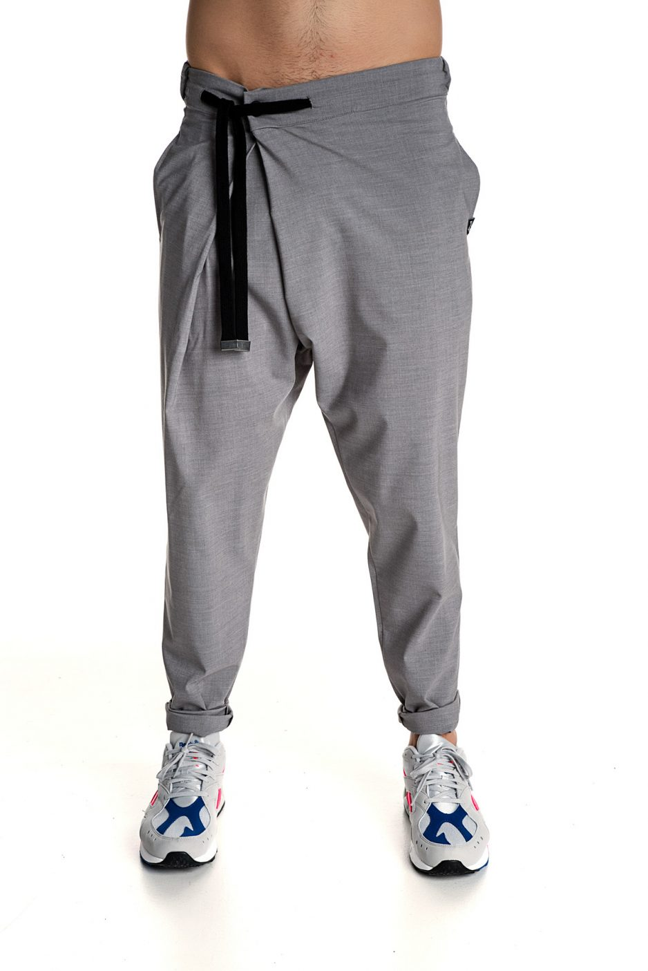 Grey P/COC cool trousers